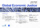 "Conference: ""Global Economic Justice"""