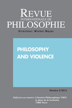 """Recognition and Violence: The Challenge of Respecting One's Victim"""